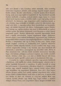 Bild der Seite - 324 - in Az Osztrák-Magyar Monarchia írásban és képben - Csehország II (1), Band 15/1