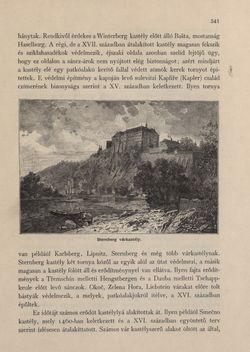 Image of the Page - 341 - in Az Osztrák-Magyar Monarchia írásban és képben - Csehország II (1), Volume 15/1