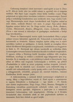Bild der Seite - 605 - in Az Osztrák-Magyar Monarchia írásban és képben - Csehország II (2), Band 15/2