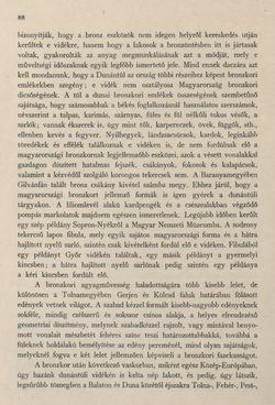 Image of the Page - 88 - in Az Osztrák-Magyar Monarchia írásban és képben - Magyarország IV (1), Volume 16/1