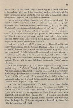 Bild der Seite - 93 - in Az Osztrák-Magyar Monarchia írásban és képben - Magyarország IV (1), Band 16/1