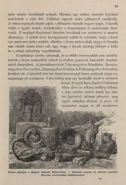 Image of the Page - 99 - in Az Osztrák-Magyar Monarchia írásban és képben - Magyarország IV (1), Volume 16/1