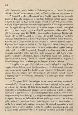 Image of the Page - 172 - in Az Osztrák-Magyar Monarchia írásban és képben - Magyarország IV (1), Volume 16/1
