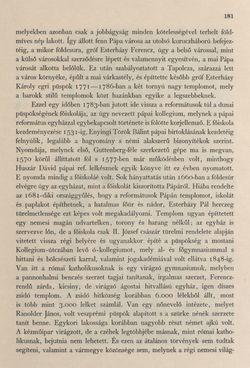 Bild der Seite - 181 - in Az Osztrák-Magyar Monarchia írásban és képben - Magyarország IV (1), Band 16/1