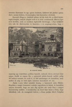 Image of the Page - 453 - in Az Osztrák-Magyar Monarchia írásban és képben - Magyarország IV (2), Volume 16/2