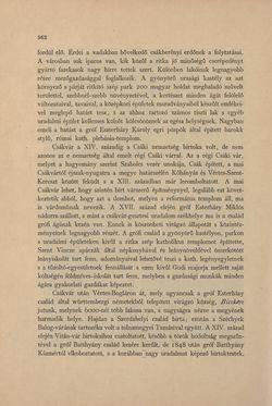 Bild der Seite - 562 - in Az Osztrák-Magyar Monarchia írásban és képben - Magyarország IV (2), Band 16/2