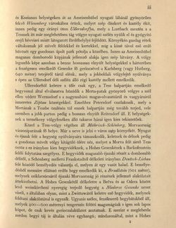 Bild der Seite - 33 - in Az Osztrák-Magyar Monarchia írásban és képben - Morvaország és Szilézia (Morvaország), Band 17/1