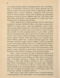 Bild der Seite - 82 - in Az Osztrák-Magyar Monarchia írásban és képben - Morvaország és Szilézia (Morvaország), Band 17/1