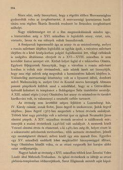 Bild der Seite - 394 - in Az Osztrák-Magyar Monarchia írásban és képben - Morvaország és Szilézia (Szilézia), Band 17/2