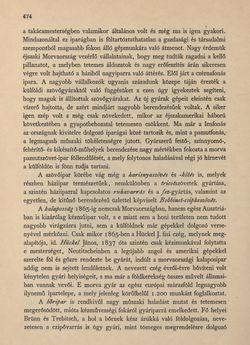 Bild der Seite - 474 - in Az Osztrák-Magyar Monarchia írásban és képben - Morvaország és Szilézia (Szilézia), Band 17/2