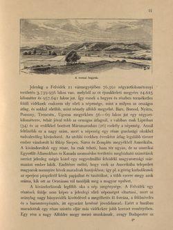 Bild der Seite - 11 - in Az Osztrák-Magyar Monarchia írásban és képben - Magyarország V (1), Band 18