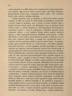 Bild der Seite - 54 - in Az Osztrák-Magyar Monarchia írásban és képben - Magyarország V (1), Band 18