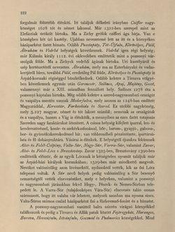 Bild der Seite - 222 - in Az Osztrák-Magyar Monarchia írásban és képben - Magyarország V (1), Band 18