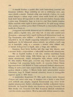 Bild der Seite - 230 - in Az Osztrák-Magyar Monarchia írásban és képben - Magyarország V (1), Band 18