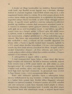Bild der Seite - 22 - in Az Osztrák-Magyar Monarchia írásban és képben - Galiczia (1), Band 19/1