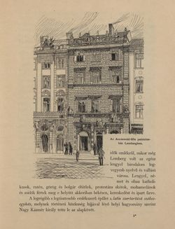 Image of the Page - 35 - in Az Osztrák-Magyar Monarchia írásban és képben - Galiczia (1), Volume 19/1
