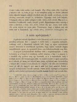 Bild der Seite - 512 - in Az Osztrák-Magyar Monarchia írásban és képben - Galiczia (2), Band 19/2