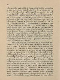 Bild der Seite - 842 - in Az Osztrák-Magyar Monarchia írásban és képben - Galiczia (2), Band 19/2
