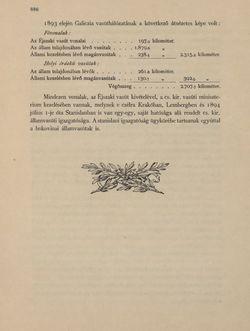 Image of the Page - 886 - in Az Osztrák-Magyar Monarchia írásban és képben - Galiczia (2), Volume 19/2