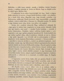 Bild der Seite - 90 - in Az Osztrák-Magyar Monarchia írásban és képben - Bukovina, Band 20