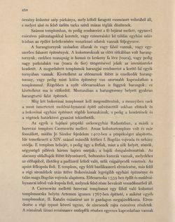 Bild der Seite - 430 - in Az Osztrák-Magyar Monarchia írásban és képben - Bukovina, Band 20