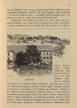 Bild der Seite - 23 - in Az Osztrák-Magyar Monarchia írásban és képben - Magyarország V (II), Band 21