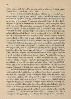 Bild der Seite - 46 - in Az Osztrák-Magyar Monarchia írásban és képben - Magyarország V (II), Band 21