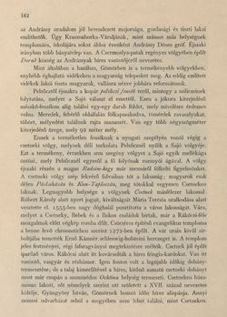 Bild der Seite - 162 - in Az Osztrák-Magyar Monarchia írásban és képben - Magyarország V (II), Band 21