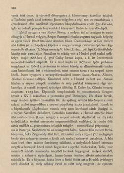 Bild der Seite - 310 - in Az Osztrák-Magyar Monarchia írásban és képben - Magyarország V (II), Band 21
