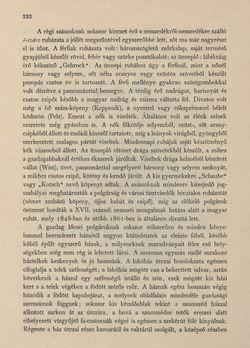 Bild der Seite - 322 - in Az Osztrák-Magyar Monarchia írásban és képben - Magyarország V (II), Band 21