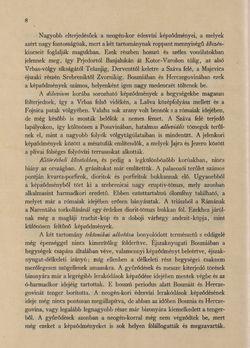 Bild der Seite - 8 - in Az Osztrák-Magyar Monarchia írásban és képben - Bosznia és Hercegovina, Band 22