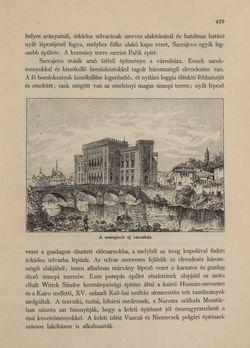 Bild der Seite - 429 - in Az Osztrák-Magyar Monarchia írásban és képben - Bosznia és Hercegovina, Band 22