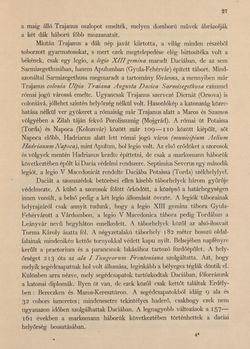 Bild der Seite - 27 - in Az Osztrák-Magyar Monarchia írásban és képben - Magyarország VI, Band 23/1