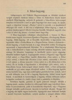 Bild der Seite - 137 - in Az Osztrák-Magyar Monarchia írásban és képben - Magyarország VI, Band 23/1