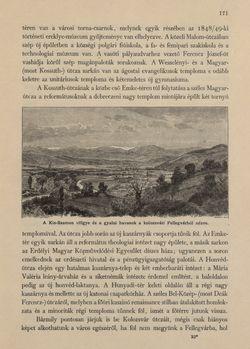 Bild der Seite - 171 - in Az Osztrák-Magyar Monarchia írásban és képben - Magyarország VI, Band 23/1