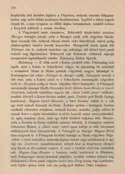 Bild der Seite - 176 - in Az Osztrák-Magyar Monarchia írásban és képben - Magyarország VI, Band 23/1
