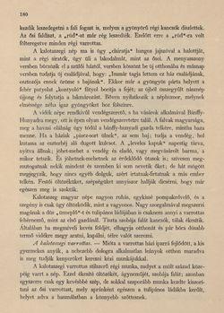 Bild der Seite - 180 - in Az Osztrák-Magyar Monarchia írásban és képben - Magyarország VI, Band 23/1