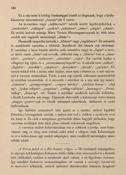 Bild der Seite - 182 - in Az Osztrák-Magyar Monarchia írásban és képben - Magyarország VI, Band 23/1