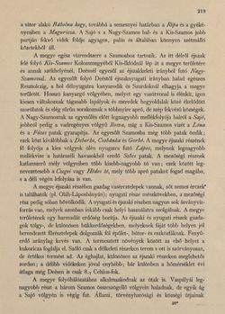 Image of the Page - 219 - in Az Osztrák-Magyar Monarchia írásban és képben - Magyarország VI, Volume 23/1