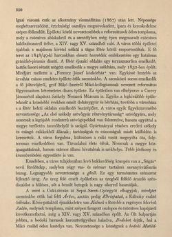 Image of the Page - 350 - in Az Osztrák-Magyar Monarchia írásban és képben - Magyarország VI, Volume 23/2
