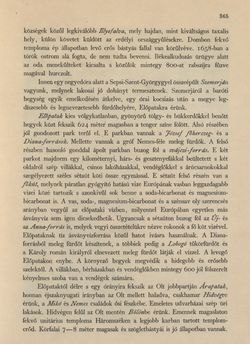 Image of the Page - 365 - in Az Osztrák-Magyar Monarchia írásban és képben - Magyarország VI, Volume 23/2