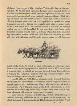 Bild der Seite - 401 - in Az Osztrák-Magyar Monarchia írásban és képben - Magyarország VI, Band 23/2