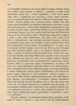 Bild der Seite - 404 - in Az Osztrák-Magyar Monarchia írásban és képben - Magyarország VI, Band 23/2