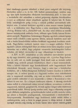 Bild der Seite - 446 - in Az Osztrák-Magyar Monarchia írásban és képben - Magyarország VI, Band 23/2