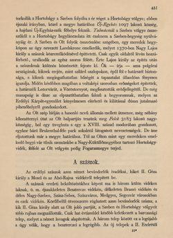 Bild der Seite - 451 - in Az Osztrák-Magyar Monarchia írásban és képben - Magyarország VI, Band 23/2