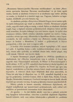 Bild der Seite - 172 - in Az Osztrák-Magyar Monarchia írásban és képben - Horvát-Szlavonország (1), Band 24/1