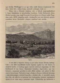 Bild der Seite - 373 - in Az Osztrák-Magyar Monarchia írásban és képben - Horvát-Szlavonország (2), Band 24/2