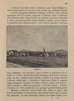 Bild der Seite - 449 - in Az Osztrák-Magyar Monarchia írásban és képben - Horvát-Szlavonország (2), Band 24/2