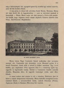 Bild der Seite - 515 - in Az Osztrák-Magyar Monarchia írásban és képben - Horvát-Szlavonország (2), Band 24/2