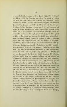 Bild der Seite - 102 - in Geschichte des Allgemeinen Krankenhauses in Graz - Festschrift zur Feier des hundertjährigen Bestandes der Anstalt